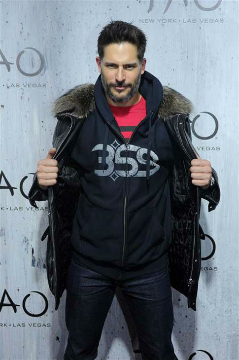 Joe Manganiello appears at an event at the 2014 Sundance Film Festival in Park City, Utah on Jan. 19, 2014. <span class=meta>(Seth Browarnik &#47; startraksphoto.com)</span>