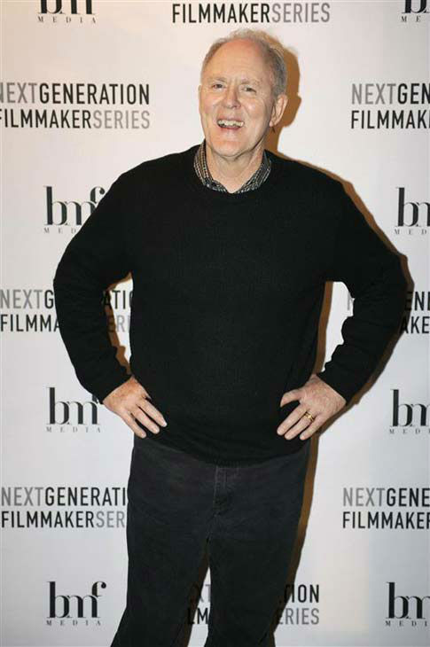 John Lithgow appears at an event at the 2014 Sundance Film Festival in Park City, Utah on Jan. 18, 2014. <span class=meta>(Seth Browarnik &#47; startraksphoto.com)</span>
