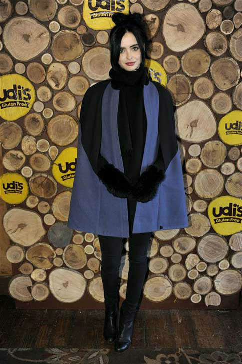 "<div class=""meta ""><span class=""caption-text "">Krysten Ritter appears at an event at the 2014 Sundance Film Festival in Park City, Utah on Jan. 18, 2014. (Seth Browarnik / startraksphoto.com)</span></div>"