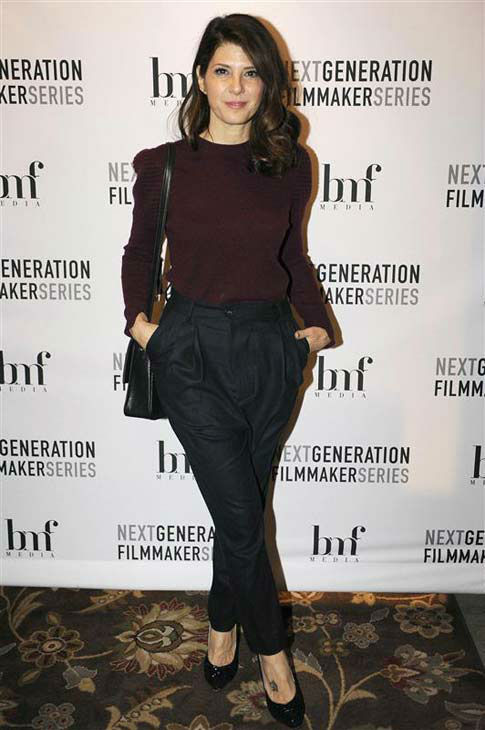 Marisa Tomei appears at an event at the 2014 Sundance Film Festival in Park City, Utah on Jan. 18, 2014. <span class=meta>(Seth Browarnik &#47; startraksphoto.com)</span>