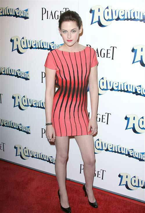 Kristen Stewart appears at the Los Angeles premiere of &#39;Adventureland&#39; on March 16, 2009. <span class=meta>(Andy Fossum &#47; startraksphoto.com)</span>