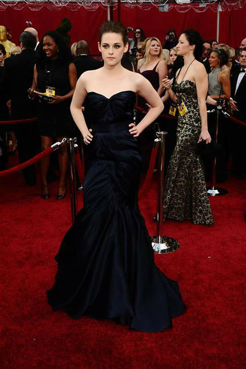 Kristen Stewart appears at the 82nd annual Academy Awards in Los Angeles, California on March 7, 2010.  <span class=meta>(Kyle Rover &#47; startraksphoto.com)</span>