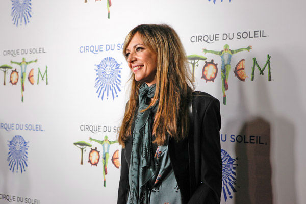 Allison Janney appears at the opening night of TOTEM from Cirque du Soleil in Santa Monica, California on Jan. 21, 2014. <span class=meta>(Matt Beard Photography)</span>