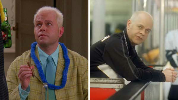 "<div class=""meta image-caption""><div class=""origin-logo origin-image ""><span></span></div><span class=""caption-text"">James Michael Tyler starred as Gunther throughout the entire duration of 'Friends,' appearing in more than 100 episodes. Known for his bleach blonde hair, Gunther worked at the Central Perk coffee house that Rachel, Ross, Monica, Phoebe, Joey and Chandler spent their days in. Gunther was also known for having a decade-long crush on Rachel, revealing it to her finally in the show's finale episode.   Tyler has hit bit roles in a number of television and film projects since appearing on 'Friends.' In 2012, he portrayed himself on the show 'Episodes,' in which Matt LeBlanc portrays a fictionalized version of himself.   (Pictured: James Michael Tyler appears in an episode of 'Friends.' James Michael Tyler appears in an episode of 'Episodes.')   (NBC / Showtime)</span></div>"