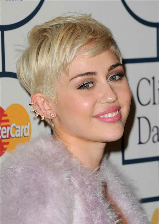 "<div class=""meta ""><span class=""caption-text "">Miley Cyrus appears at the 2014 Clive Davis Pre-Grammy party in Los Angeles, California on Jan. 25, 2014. (Sara De Boer / startraksphoto.com)</span></div>"
