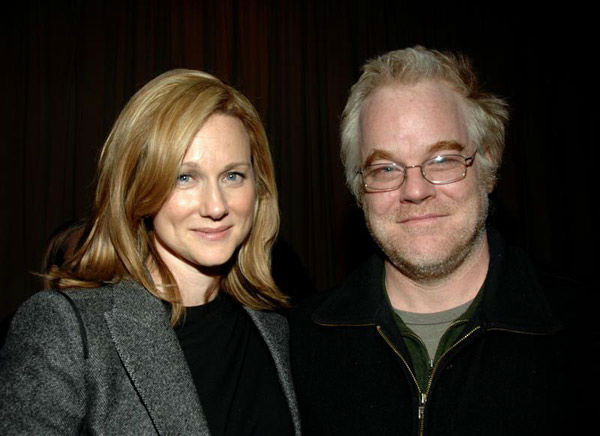 Laura Linney and Philip Seymour Hoffman appear at the New York premiere of &#39;The Savages&#39; on Nov. 19, 2007. <span class=meta>(Paul Hawthorne&#47;Startraksphoto.com)</span>