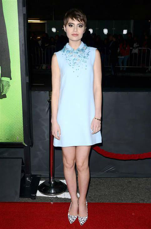Sami Gayl eappears at the Los Angeles premiere of &#39;Vampire Academy&#39; on Feb. 4, 2014.  <span class=meta>(Lionel Hahn&#47;AbacaUSA&#47;startraksphoto.com)</span>