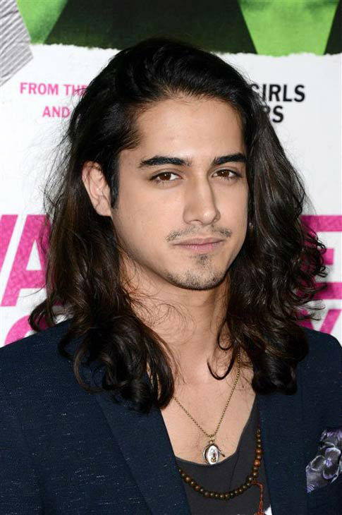 Avan Jogia appears at the Los Angeles premiere of &#39;Vampire Academy&#39; on Feb. 4, 2014. <span class=meta>(Lionel Hahn&#47;AbacaUSA&#47;startraksphoto.com)</span>