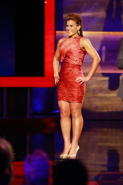 Danni Allen appeared on &#39;The Biggest Loser&#39; during its &#39;Challenge America&#39;-themed 14th season. Originally weighing in at 258 pounds, Allen - who was 26 at the time - lost a total of 121 pounds &#40;46.90 percent of her former body weight&#41; and weighed 137 pounds at the time of the finale on March 18, 2013.    &#40;Pictured: Danni Allen appears during the season finale of &#39;The Biggest Loser&#39; in March 2013.&#41;  <span class=meta>(Trae Patton &#47; NBC)</span>