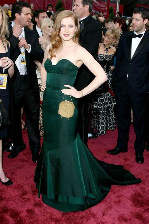 Amy Adams appears at the 80th annual Academy Awards in Los Angeles, California on Feb. 24, 2008. <span class=meta>(Jen Lowery &#47; startraksphoto.com)</span>