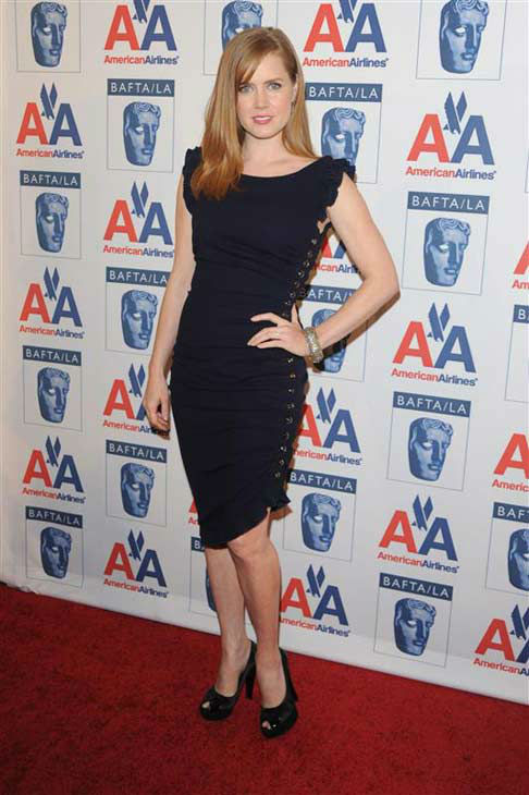 Amy Adams appears at the 18th annual BAFTA&#47;LA Britannia Awards in Los Angeles, California on Nov. 15, 2009.  <span class=meta>(Sara De Boer &#47; startraksphoto.com)</span>
