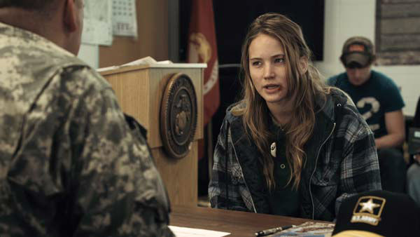 Jennifer Lawrence appears in the 2010 film &#39;Winter&#39;s Bone.&#39; Her portrayal of the character Ree Dolly earned Lawrence her first Oscar nomination for Best Actress. <span class=meta>(Photo&#47;Roadside Attractions)</span>