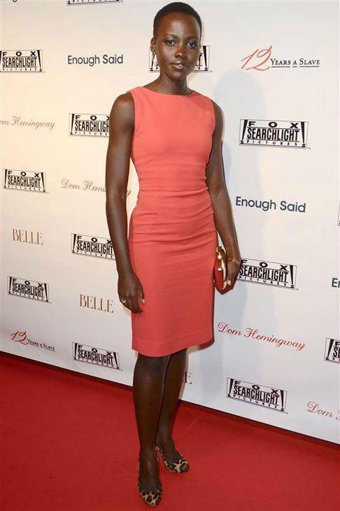 "<div class=""meta ""><span class=""caption-text "">Lupita Nyong'o appears at the Fox Searchlight Party during 2013 Toronto International Film Festival on Sept. 7, 2013. (Christian Lapid/startraksphoto.com)</span></div>"