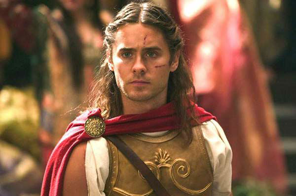 "<div class=""meta image-caption""><div class=""origin-logo origin-image ""><span></span></div><span class=""caption-text"">Jared Leto appears in the 2004 film 'Alexander.' He played the character Hephaestion. (Warner Bros. Pictures)</span></div>"