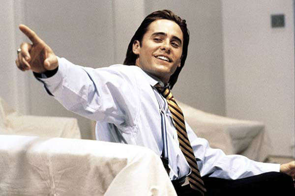 Jared Leto appears in the 2000 film &#39;American Psycho.&#39; He played the character Paul Allen. <span class=meta>(Lions Gate Films)</span>