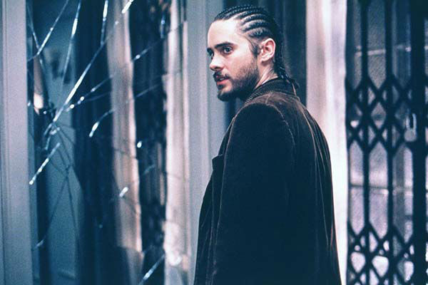 Jared Leto appears in the 2002 film 'Panic Room.' He played the character Junior.