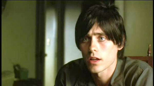 Jared Leto appears in the 2000 film &#39;Requiem for a Dream.&#39; He played the character Harry Goldfarb. <span class=meta>(Artisan Entertainment)</span>
