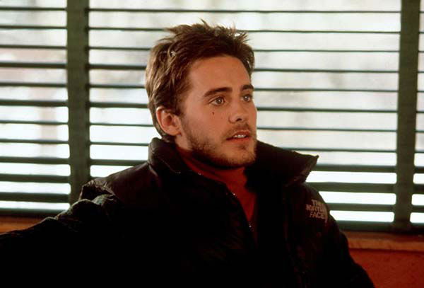 Jared Leto appears in the 1997 film &#39;Switchback.&#39; He played the character Lane Dixon. <span class=meta>(Paramount Pictures)</span>