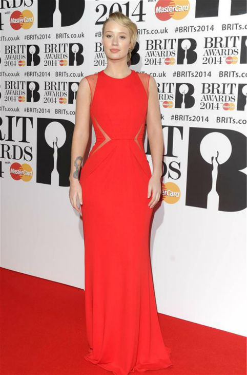 "<div class=""meta ""><span class=""caption-text "">Australian hip-hop singer Iggy Azalea appears at the 2014 BRIT Awards in London on Feb. 19, 2014. (Richard Young / REX / Startraksphoto.com)</span></div>"
