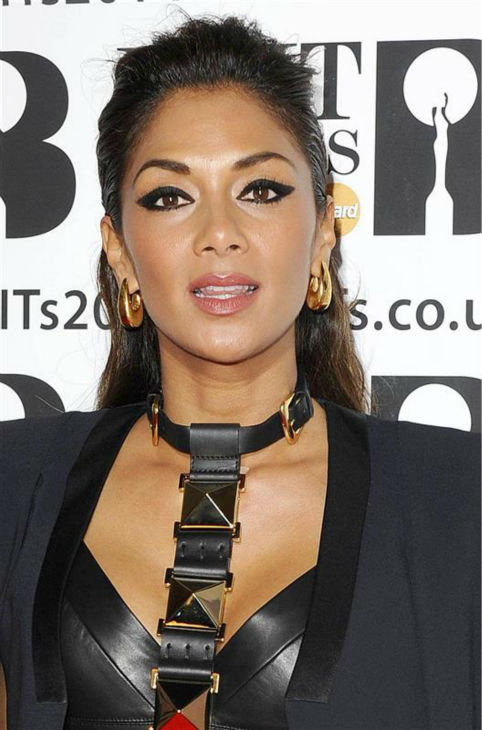 "<div class=""meta image-caption""><div class=""origin-logo origin-image ""><span></span></div><span class=""caption-text"">Nicole Scherzinger appears at the 2014 BRIT Awards in London on Feb. 19, 2014. (Richard Young / REX / Startraksphoto.com)</span></div>"
