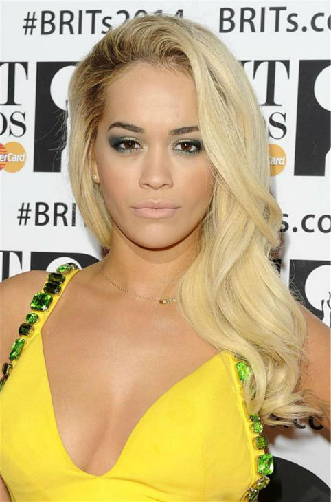 "<div class=""meta ""><span class=""caption-text "">Actress Rita Ora appears at the 2014 BRIT Awards in London on Feb. 19, 2014. (Richard Young / REX / Startraksphoto.com)</span></div>"