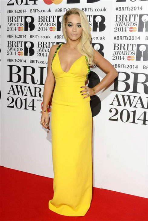 "<div class=""meta image-caption""><div class=""origin-logo origin-image ""><span></span></div><span class=""caption-text"">Actress Rita Ora appears at the 2014 BRIT Awards in London on Feb. 19, 2014. (Richard Young / REX / Startraksphoto.com)</span></div>"