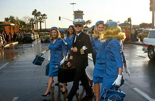 Leonardo DiCaprio appears in the 2002 film &#39;Catch Me If You Can.&#39; He played the character Frank Abagnale. <span class=meta>(DreamWorks)</span>