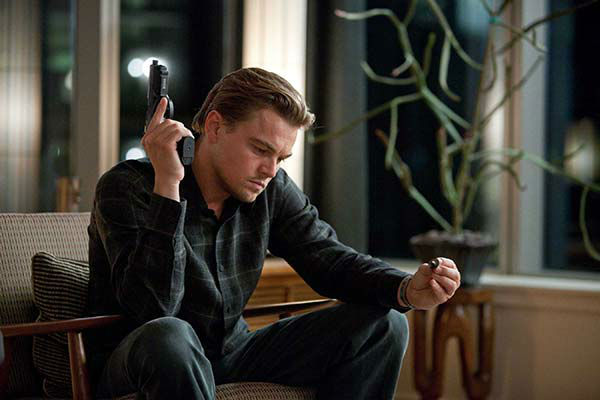 Leonardo DiCaprio appears in the 2010 film &#39;Inception.&#39; He played the character Dom Cobb. <span class=meta>(Warner Bros. Pictures)</span>