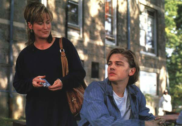 Leonardo DiCaprio appears in the 1996 film &#39;Marvin&#39;s Room,&#39; alongside Meryl Streep. He played the character Hank. <span class=meta>(Miramax Films)</span>