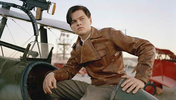 Leonardo DiCaprio appears in the 2004 film &#39;The Aviator.&#39; His portrayal of the character Howard Hughes earned him an Oscar nomination for Best Actor. <span class=meta>(Warner Bros. Pictures)</span>