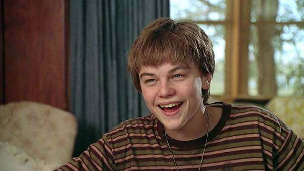 Leonardo DiCaprio appears in the 1993 film &#39;What&#39;s Eating Gilbert Grape.&#39; His portrayal of the character Arnie Grape earned him his first Oscar nomination for Best Supporting Actor. <span class=meta>(Paramount Pictures)</span>