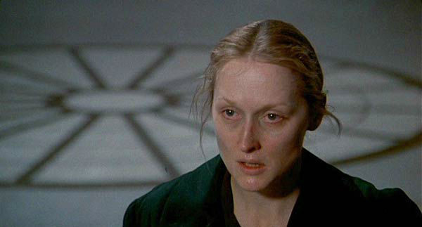 Meryl Streep appears in the 1982 film &#39;Sophie&#39;s Choice.&#39; She won the Oscar in the Best Actress category for her role as Sophie Zawistowski. <span class=meta>(Universal Pictures)</span>