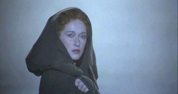 Meryl Streep appears in the 1981 film &#39;The French Lieutenant&#39;s Woman.&#39; She was nominated for an Oscar in the Best Actress category for her role as Sarah. <span class=meta>(United Artists)</span>