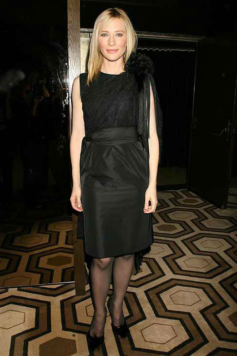 Cate Blanchett appears at the New York City screening of the film &#39;Elizabeth: The Golden Age&#39; on Oct. 3, 2007.  <span class=meta>(Dave Allocca &#47; startraksphoto.com)</span>