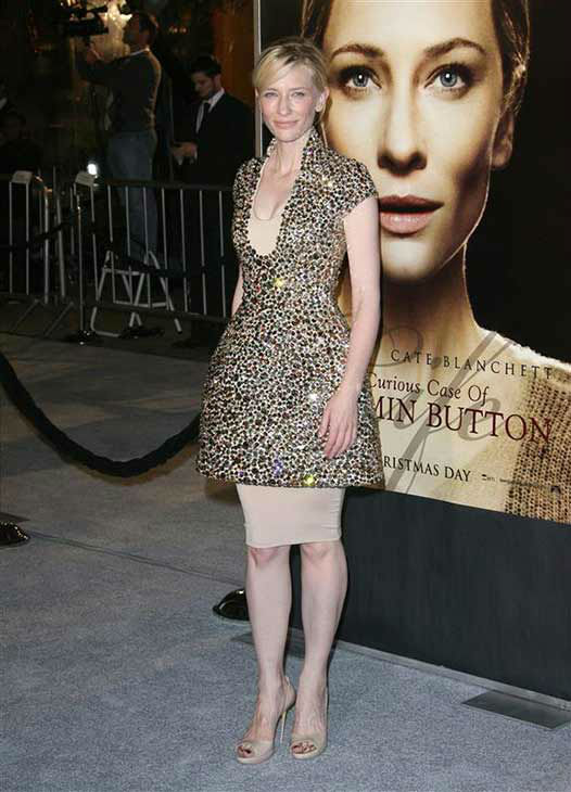 Cate Blanchett appears at the Los Angeles premiere of the film &#39;The Curious Case of Benjamin Button&#39; on Dec. 8, 2008.  <span class=meta>(Jen Lowery &#47; startraksphoto.com)</span>