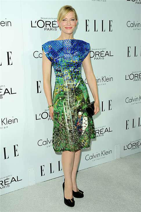 Cate Blanchett appears at the 19th annual ELLE Women in Hollywood celebration in Los Angeles, California on Oct. 15, 2012. <span class=meta>(Michael Williams &#47; startraksphoto.com)</span>