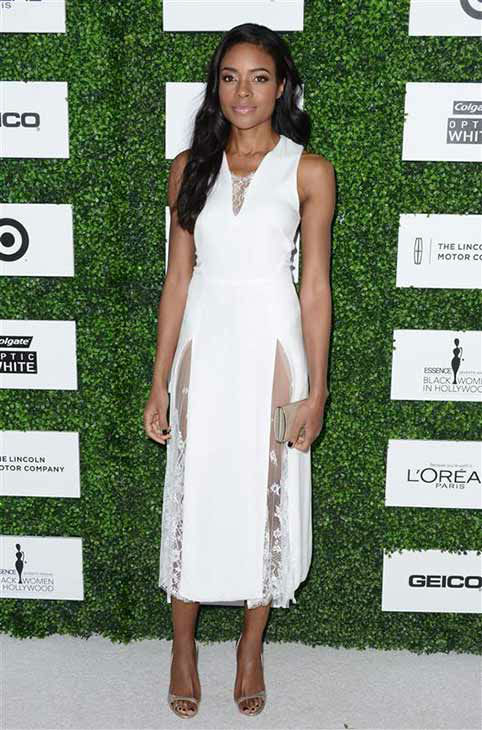 Naomie Harris appears at the 7th Annual ESSENCE Black Women Luncheon on Feb. 27, 2014. <span class=meta>(Lionel Hahn&#47;AbacaUSA&#47;startraksphoto.com)</span>