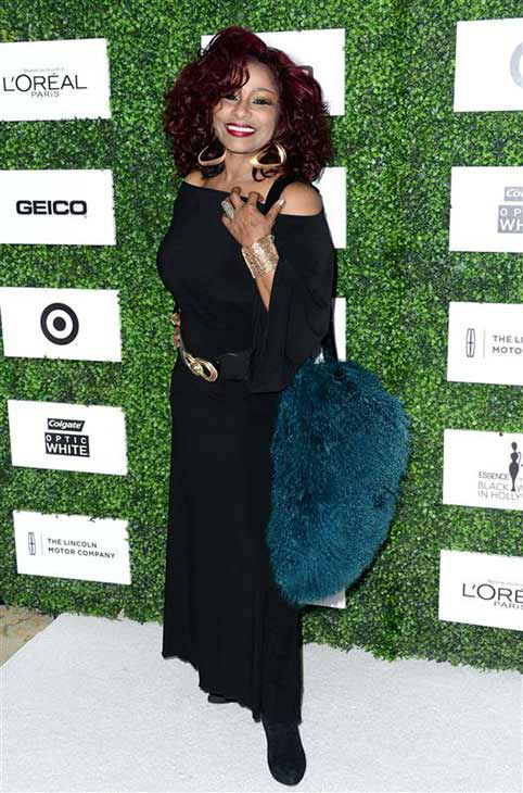 Chaka Khan appears at the 7th Annual ESSENCE Black Women Luncheon on Feb. 27, 2014.  <span class=meta>(Lionel Hahn&#47;AbacaUSA&#47;startraksphoto.com)</span>
