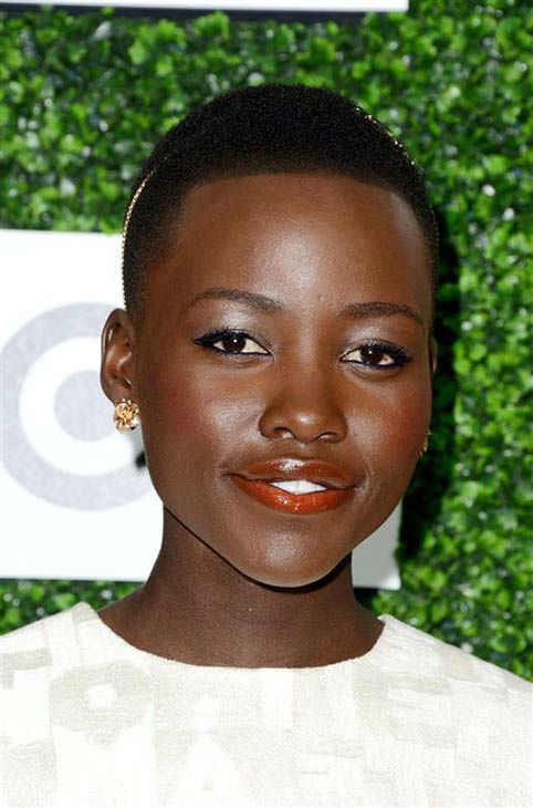 Lupita Nyong&#39;o appears at the 7th Annual ESSENCE Black Women Luncheon on Feb. 27, 2014. <span class=meta>(Lionel Hahn&#47;AbacaUSA&#47;startraksphoto.com)</span>