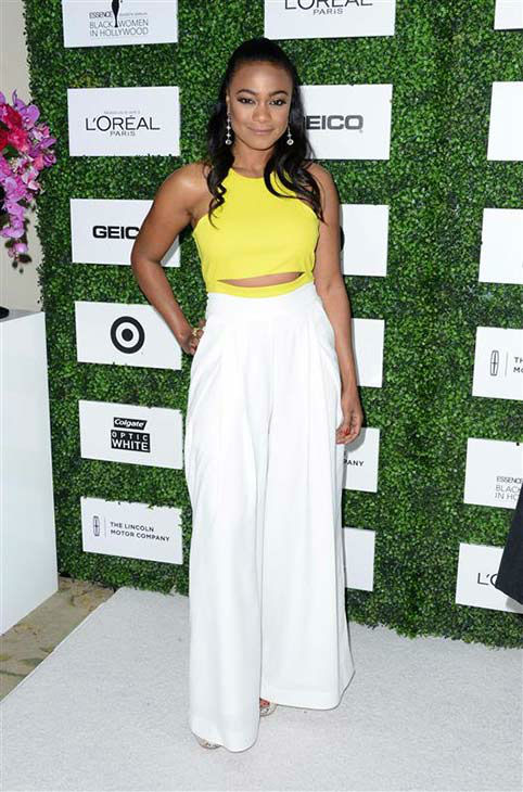 Tatyana Ali appears at the 7th Annual ESSENCE Black Women Luncheon on Feb. 27, 2014. <span class=meta>(Lionel Hahn&#47;AbacaUSA&#47;startraksphoto.com)</span>