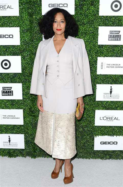 Tracee Ellis Ross appears at the 7th Annual ESSENCE Black Women Luncheon on Feb. 27, 2014. <span class=meta>(Lionel Hahn&#47;AbacaUSA&#47;startraksphoto.com)</span>