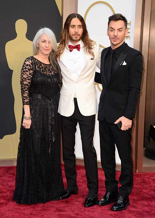 jared leto mom brother