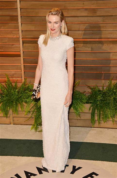 Naomi Watts appears at the 2014 Vanity Fair Oscar party in Los Angeles, California on March 2, 2014. <span class=meta>(Tony DiMaio &#47; startraksphoto.com)</span>