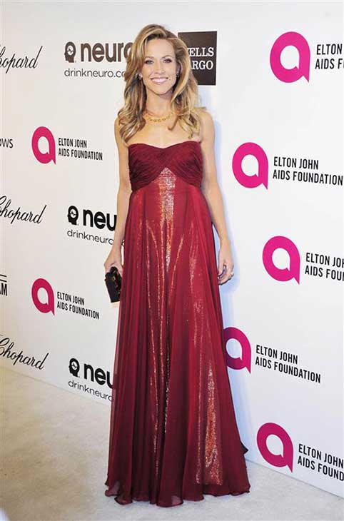 Sheryl Crow appears at the 22nd annual Elton John AIDS Foundation&#39;s Oscar viewing party in Los Angeles, California on March 2, 2014. <span class=meta>(Michael Williams &#47; startraksphoto.com)</span>