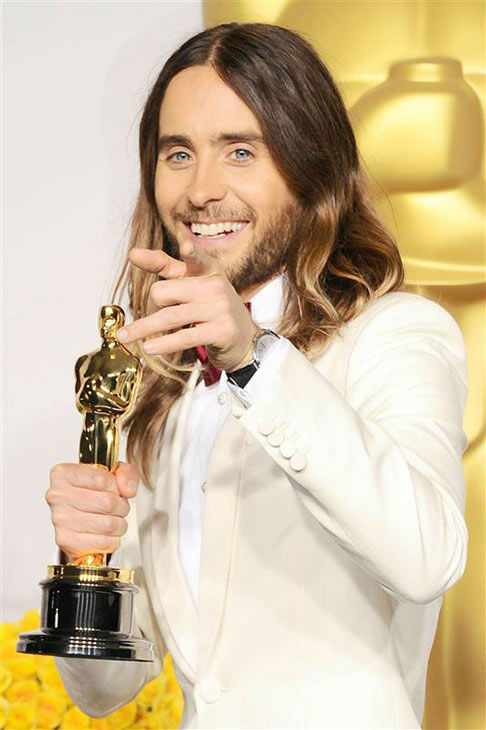 "<div class=""meta ""><span class=""caption-text "">Jared Leto appears in the press room at the 2014 Oscars on March 2, 2014. (Kyle Rover/startraksphoto.com)</span></div>"