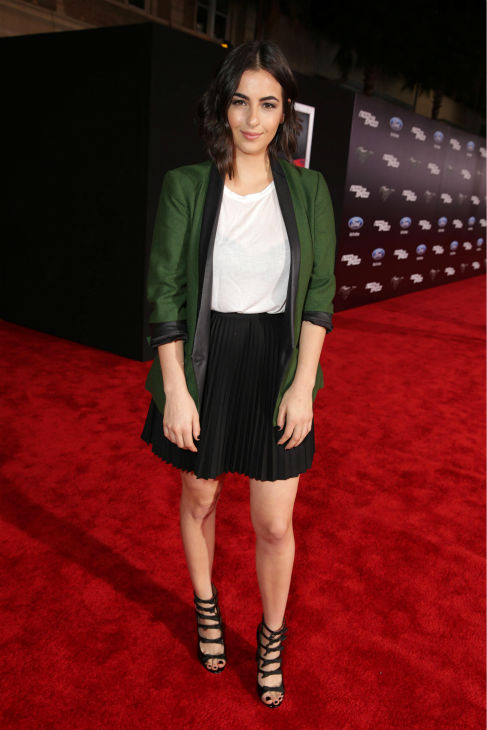 "<div class=""meta image-caption""><div class=""origin-logo origin-image ""><span></span></div><span class=""caption-text"">Alanna Masterson of 'The Walking Dead' fame attends the premiere of DreamWorks Pictures' 'Need For Speed' at The TCL Chinese Theatre in Hollywood, California on March 6, 2014. (Eric Charbonneau / Invision for DreamWorks Pictures / AP Images)</span></div>"