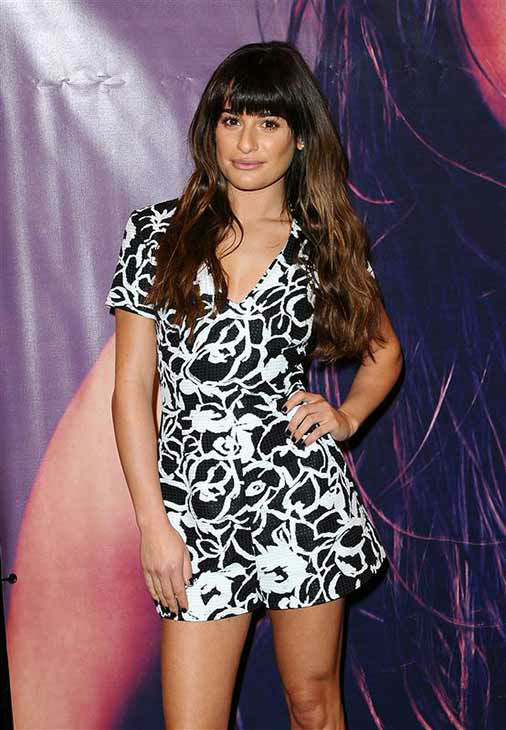 Lea Michele appears at Barnes and Noble at The Grove in Los Angeles, California for a signing of her debut album, &#39;LOUDER,&#39; on March 8, 2014. <span class=meta>(Daniel Robertson &#47; startraksphoto.com)</span>