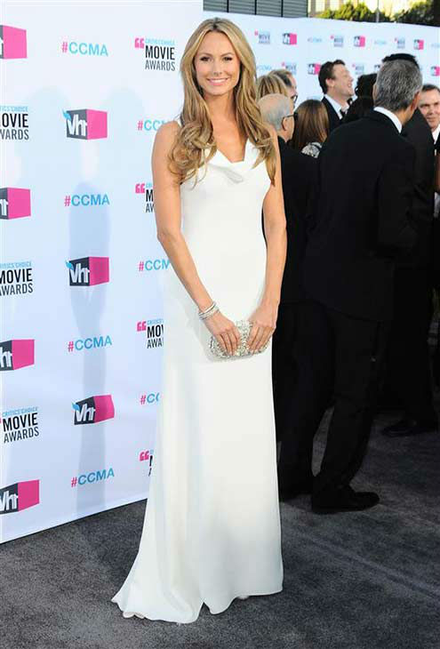 Stacy Keibler appears at the 17th annual Critics Choice Movie Awards in Los Angeles, California on Jan. 12, 2012.  <span class=meta>(Kyle Rover &#47; startraksphoto.com)</span>