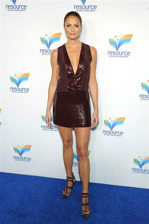 "<div class=""meta ""><span class=""caption-text "">Stacy Keibler appears at a Natural Spring Water event in New York City on June 5, 2013.  (Michael Simon / startraksphoto.com)</span></div>"