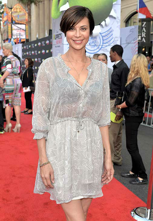 "<div class=""meta ""><span class=""caption-text "">Catherine Bell arrives at the world premiere of Disney's 'Muppets Most Wanted' at the El Capitan Theatre on March 11, 2014 in Hollywood, California. (Alberto E. Rodriguez/Getty Images for Disney)</span></div>"